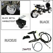 ZOOMER RUCKUS FI NPS50 -Black Engine Frame Extend Extension Kit With handle post