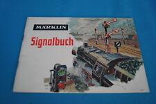 Marklin 0340 Signal Buch D 0568