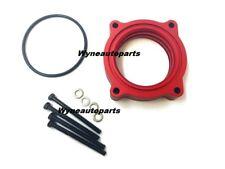 RED Throttle Body Spacer fits 06-10 DODGE CHARGER / CHRYSLER 300 2.7L 3.5L V6