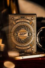 (Pre-Order 4/12/2020) James Bond Playing Cards 007 by Theory 11
