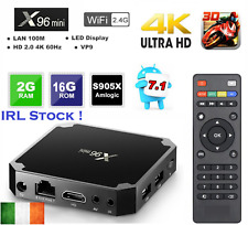 Genuine X96 Mini 2/16G Android 7.1.2 Smart TV Box4K Ultra HD Media Player Wifi
