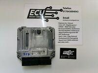 Motorsteuergerät ECU Bosch 0281032308 DDE8589145 EDC17C50 Clone* / IMMO OFF*