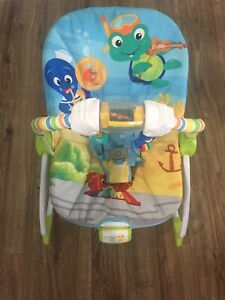 Baby Einstein Rhythm of the Reef Rocker - Grows With Baby Up To 40lbs