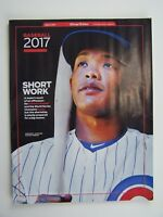 Chicago Tribune Baseball 2017 Preview Booklet April 2 Chicago Cubs Addison Russe