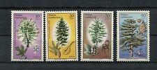 TURCHIA-TURKEY 1984 Serie Flora 2449-52 MNH