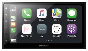 Pioneer SPH-DA250DAB Doppel-DIN MP3-Autoradio Touchscreen DAB Bluetooth USB CarP
