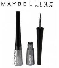 MAYBELLINE LASTING GLOSSY LIQUID BRUSH EYE LINER  SILVER **BRAND NEW**