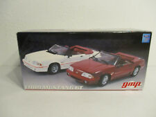 ( Gok ) 1:18 Gmp Ford Mustang Gt 1989 Cabriolet Neuf Emballage D'Origine