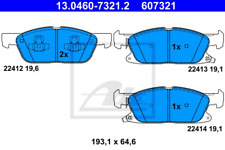 """Original Bremsbeläge vorne 2241923 Ford Edge S-MAX Galaxy 17/"""""""