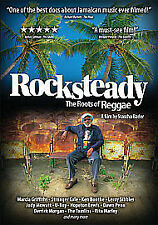 ROCKSTEADY : THE ROOTS OF REGGAE - DVD - REGION 2 UK