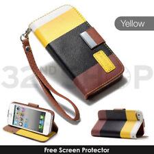 Étuis, housses et coques jaunes simples pour téléphone mobile et assistant personnel (PDA) Apple