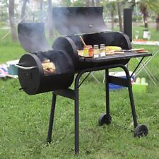 BBQ Grill Charcoal Barbecue Outdoor Pit Patio Backyard Home Meat Cooker
