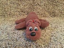 VINTAGE POUND PUPPY brown Tonka 1980'S J3