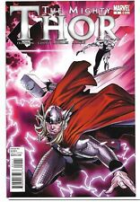 Mighty Thor 1F COIPEL Thor Movie Variant FN 2011 Stock Image