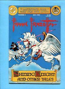 Masterworks Series Of Great Comic Book Artists #2 Frank Frazetta DC Comics 1983