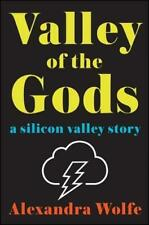 Valley of the Gods: A Silicon Valley Story, Wolfe, Alexandra, Good Condition Boo
