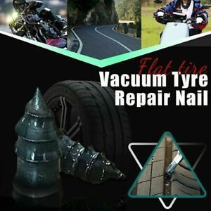 10pc Tubeless Tyre Repair Rubber Nail Vacuum Tyre Repair Nail For Motorcycle Car