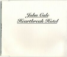 CD maxi JOHN CALE - Heartbreak hotel 4 titres RARE