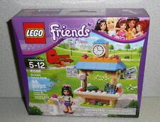 LEGO FRIENDS #41098 EMMA'S TOURIST KIOSK 98 Pieces With EMMA FIGURE *NRFB 2015
