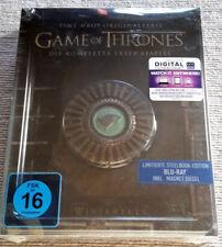 Game Of Thrones Staffel 1 - Blu-ray Steelbook - Deutsche Kaufversion - NEU