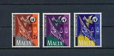 Malta  420-2 MNH, 25th Anniversary of the UN, 1970