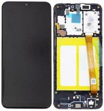 Samsung GH82-20186A Schermo LCD con Vetro Touch Screen per Samsung Galaxy A20e - Nero