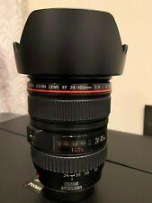 Canon EF 24-105 mm f/4 IS USM Standart Zoom Lens