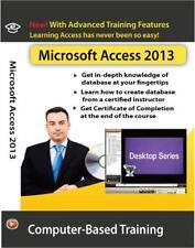 Learn Microsoft Access 2013 - DVD Training Course