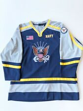 Navy Mens Hockey Jersey Rapid Dominance Size XL See Details