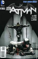 BATMAN THE NEW 52 #5 FINE 2012 (2nd SERIES 2011) DC COMICS