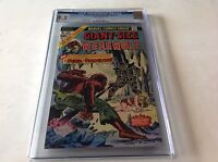GIANT SIZE WEREWOLF BY NIGHT 5 CGC 9.2 WHITE PAGES PERIL OF PAINGLOSS MARVEL