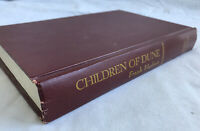 1ST Edition!! Children of Dune / Frank Herbert / Berkley Putnam 1976 NJ