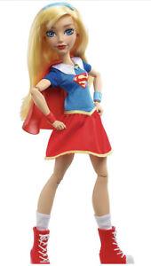 """DC Super Hero Girls 12"""" Supergirl Mattel DLT61 Slight Box Damage Uk Seller 🇬🇧"""
