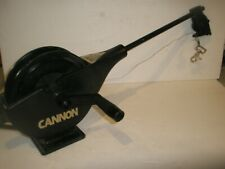 Cannon Sport Troll Fishing Downrigger W/ Hair Trigger Release Snap