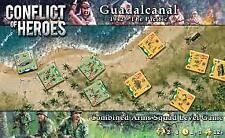 Conflict of Heroes: Guadalcanal: The Pacific 1942 - Academy Games AYG 5014