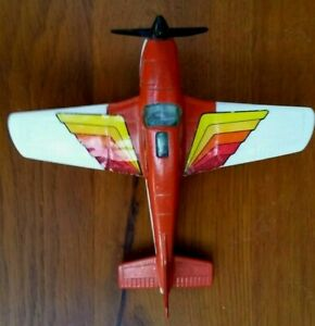 Tootsie Toy Made in the U.S.A Sports plane Vintage