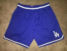 Mitchell & Ness Authentic Los Angeles Dodgers Shorts Size 2X-Large XXL MSRP $125