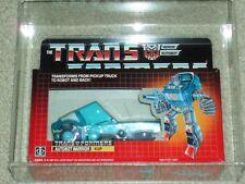TRANSFORMERS G1 AFA 80/80/85 KUP 1986 SERIES 3 HASBRO MISB SEALED BOX!!