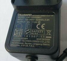 HUAWEI HW-120200B01 Switching Power Adaptor 12V 2A (IN11S3)