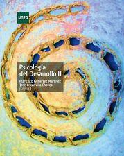 UNED Psicología del desarrollo II, eBook, 2015