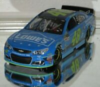 2017 CUSTOM MADE #48 Jimmie Johnson Foundation 1/24 car WOW AWESOME Lionel DNP