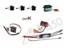 CopterX CX450-FB-PK-V1 450 Flybar Electronic Parts Package CX450SE/AE/ME/BA/PRO