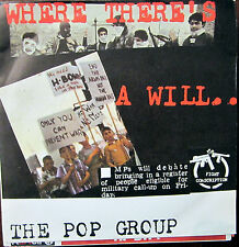 Single / THE POP GROUP / THE SLITS / RARITÄT /