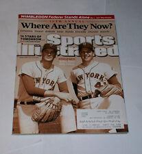 2009 Sports Illustrated NOLAN RYAN & TOM SEAVER New York Mets !