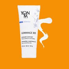 YONKA GOMMAGE 305 DRY / SENSITIVE 50 ML / 1.7 OZ NEW YON-KA RETAIL PACKAGE!