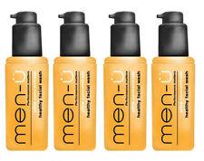 Men-U healthy facial wash 100ml x 4 - 400ml
