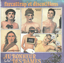 45T: au Bonheur des Dames: farçattrap' et discotillons. festival
