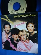 BROTHERHOOD OF MAN - LIGHTNING FLASH - PORTUGAL 45 FREE SHIPPING