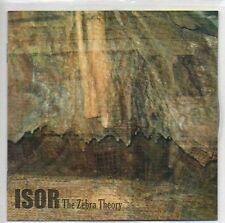 (N991) Isor, The Zebra Theory - DJ CD