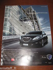 *AN4=LANCIA DELTA GOLD=PUBBLICITA'=ADVERTISING=WERBUNG=COUPURE=